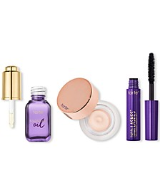 Receive a FREE Trial-Size 3-PC. Gift with the purchase of a Full-Size Creaseless Concealer! A $33 Value!