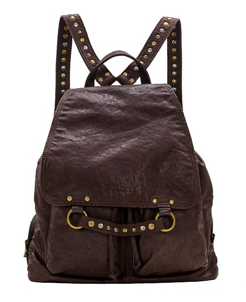 Patricia Nash Vintage Washed Leather Atrani Backpack