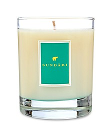 Sundari Candle Chameli: Jasmine + Lotus
