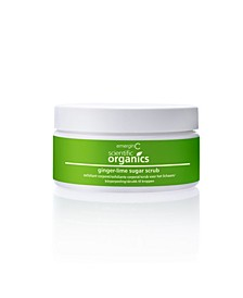 Scientific Organics Ginger-Lime Sugar Scrub