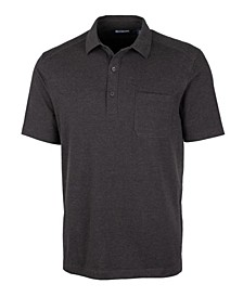 Men's Big and Tall Advantage Jersey Polo T-Shirt