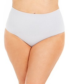 Women's  Plus Size Everyday Shaping Panties Brief PS0715