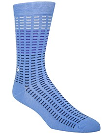Men's Tile-Print Socks