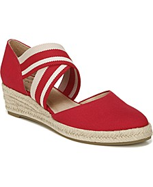 Keaton Slip-on Wedge Espadrilles