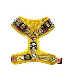 Spongebob X Fresh Pawz - Sb and Friends - Adjustable Mesh Harness