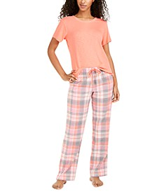 Ribbed Pajama Separates, Created for Macy's