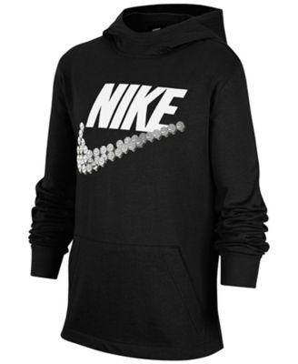 New Kids Girls Boys Plain Unisex Long Sleeve Fleece Zip Up Warm Hoodie Jacket