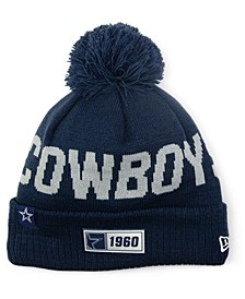Dallas Cowboys Road Sport Knit Hat