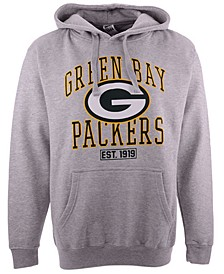 Men's Green Bay Packers Established Hoodie
