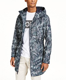 Men's Kors X Tech KT Printed Mesh Anorak