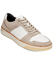 Men's Grand Crosscourt Crafted Sport Sneakers