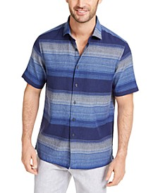 Men's Tanini Striped Shirt, Created for Macy's