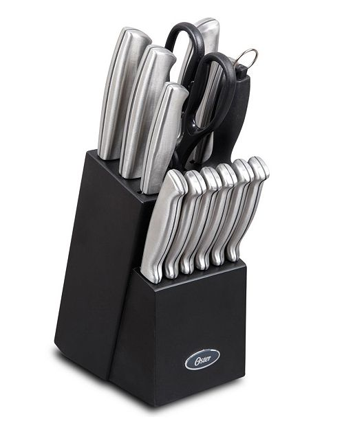 Oster Baldwyn 14 Piece Cutlery Block Set