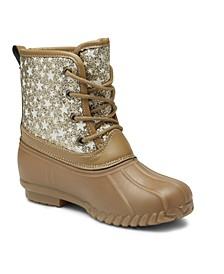 Little Girls Shimma Shimma Boot