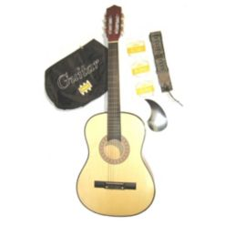 Bridgecraft Acoustic Guitar With Accessories