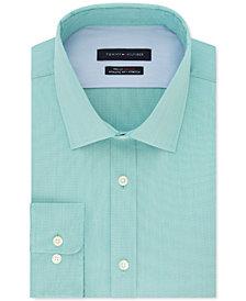 Tommy Hilfiger Men's Athletic-Fit Flex Collar Dress Shirt
