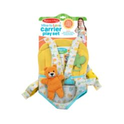 Melissa and Doug Mine to Love Carrier Play Set