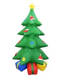 8' Christmas Tree Inflatable