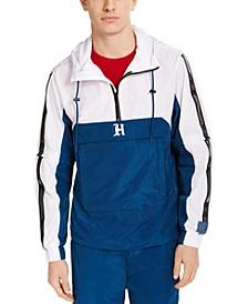 Men's Lewis Hamilton Half-Zip Track Jacket