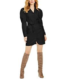 Karlie Belted Blazer Dress