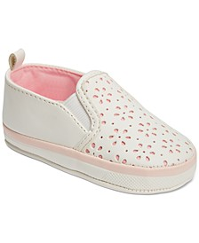 Baby Girls Floral Sneakers, Created for Macy's