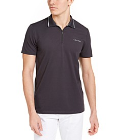 Move 365 Zip Polo Shirt