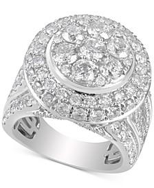 Diamond Composite Ring (5 ct. t.w.) in 14k White Gold