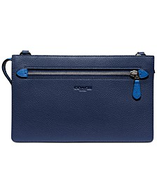 Men's Rivington Convertible Leather Pouch