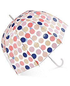 Receive a Free Polka-Dot Umbrella with any Women's Fragrance Purchase of $85 or more