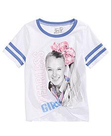 Evy of California Big Girls JoJo Siwa Fearless T-Shirt