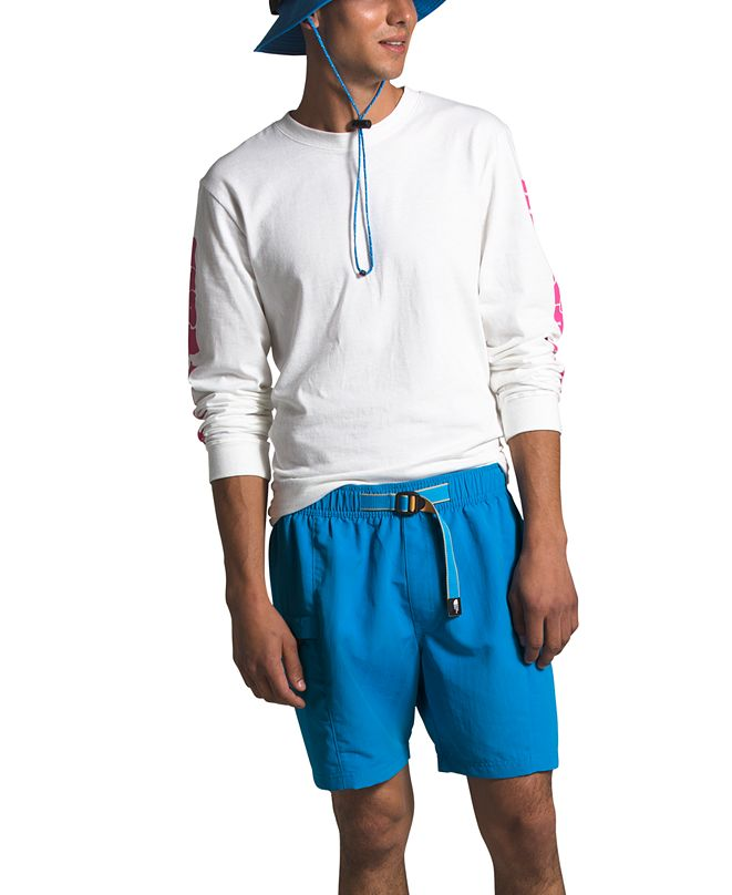 The North Face Men's Class V Belted Quick-Drying Swim Trunks
