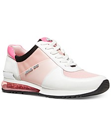Allie Trainer Signature Logo Extreme Sneakers