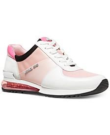 Allie Trainer Signature Logo Extreme Sneakers