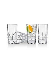 Crosby Square Highball - Set of 4