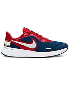 Big Boys Revolution 5 Running Sneakers from Finish Line