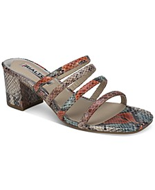 Sabah Dress Sandals
