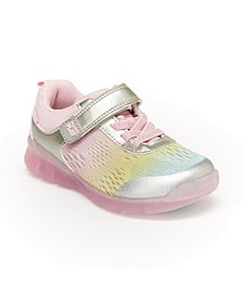 Made2Play Neo Little Girls Lighted Athletic Shoe