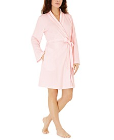 Shawl-Collar Wrap Robe, Created for Macy's
