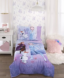 Frozen 4-Piece Toddler Bedding Set