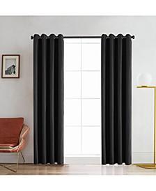 """Venus Room Darkening Curtain, 84"""" L x 54"""" W"""