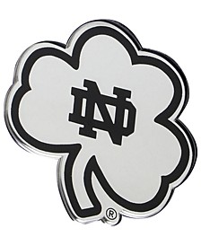 Notre Dame Fighting Irish Metal Auto Emblem