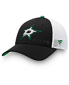 Dallas Stars Authentic Pro Rinkside Trucker Cap