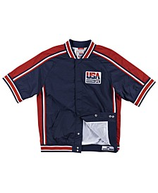 Men's Michael Jordan Team USA Authentic Warm Up Jacket