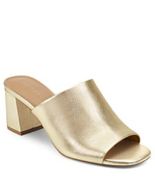 Women's Erie Block Heel Slide Sandal