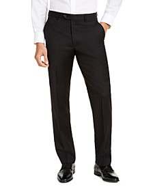 Men's Classic-Fit Airsoft Stretch Suit Pants