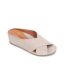 by Kenneth Cole Gisele X-Band Slide Sandals