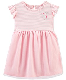 Baby Girls Unicorn Ballerina Tutu Dress