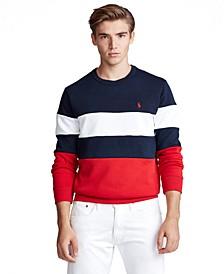 Men's Color-Blocked Sweatshirt
