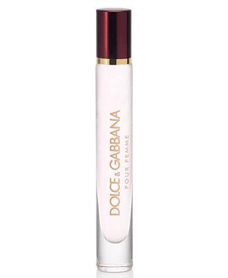 DOLCE&GABBANA Pour Femme Eau de Parfum Rollerball, .20 oz