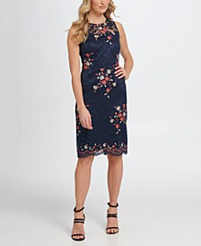 S/L Lace Sheath